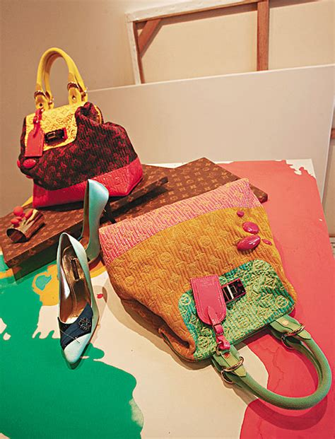 Louis Vuitton Richard Prince Big City After Handbag Line by Louis Vuitton Richard Prince Big City After