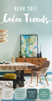 trending interior paint colors for 2017 capturing the eclectic modern aesthetic you love is