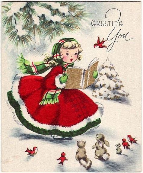 imagenes navideñas pinterest hiver noel vintage christmas vintage pinterest