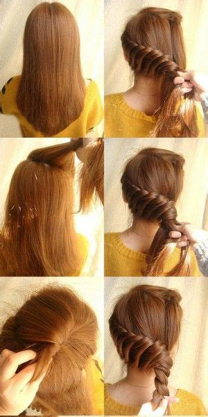 Vlechten Met Daan Braid Hairstyles For by 274 Best Images About Hair Dos On Updo Buns
