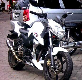 Stang Jepit Bison detail modifikasi yamaha byson motor id