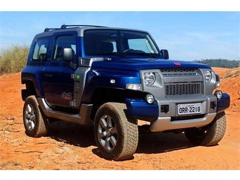 ford troller troller t4 manejamos el anti jeeps de ford en brasil