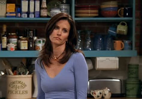monica from friends ok guys there was also a time when monica was replaced on friends
