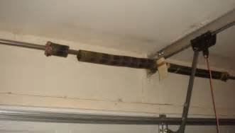 Garage Door Springs Broken Garage Door Images