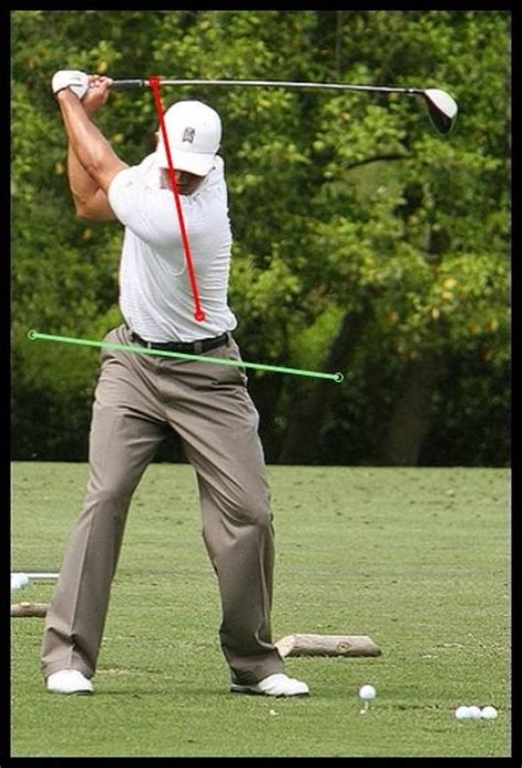 tiger woods golf swing analysis video analysis of sports why tiger woods has a perfect