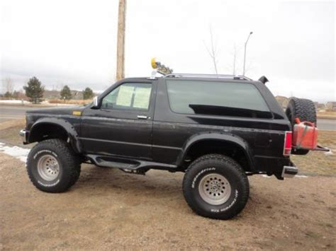 1989 gmc s15 jimmy purchase used 1989 gmc s15 jimmy 4 3 9 inch lift 35 inch