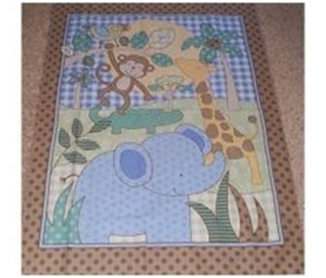 Cot Panels For Quilting by Baby Quilt Ideas On Baby Quilts Monkey