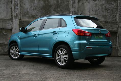 mitsubishi asx 2011 review 2011 mitsubishi asx philippine car car