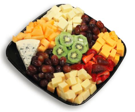 fruit and cheese platter platters maines food warehouse