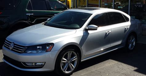 volkswagen passat tsi 2015 2015 vw passat tsi se clear coat protection with tints