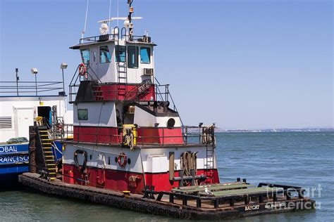 tugboat photography san francisco baycat tugboat dsc1601 photograph by
