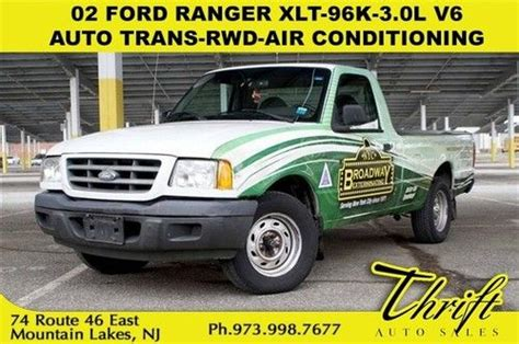 automobile air conditioning repair 2011 ford ranger transmission control purchase used 02 ford ranger xlt 96k 3 0l v6 auto trans rwd air conditioning in mountain lakes