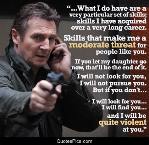film quotes from taken liam neeson archives quotes pics