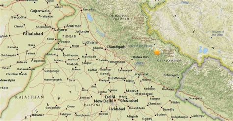 earthquake uttarakhand sciency thoughts magnitude 5 1 earthquake in uttarakhand