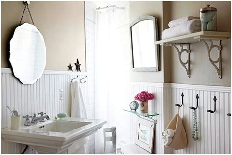20 create storage on your bathroom wall home