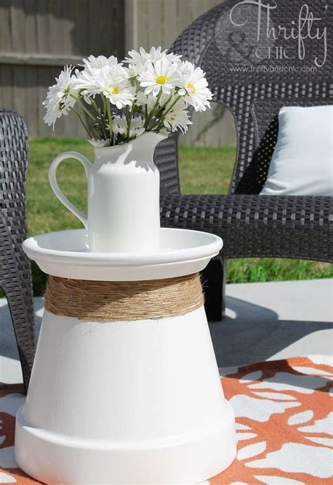 welcome in the with these 26 patio furniture diys