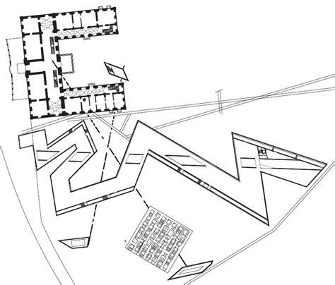 Open Floor Plan Design by Daniel Libeskind Jewish Museum Berlin Part 2 Inexhibit