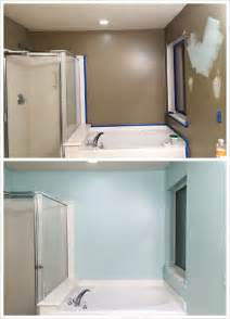 bathroom paint colors behr bathroom makeover diy paint behr whipped mint first time