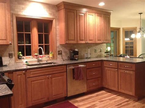 Stand Alone Kitchen Furniture raised panel cabinets bring elegance to your kitchen space