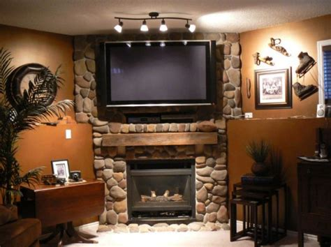 Decorating A Corner Fireplace Mantel by Be Creative With Your Fireplace Mantel Appearance