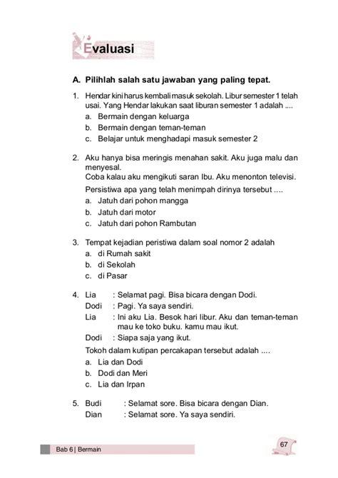 bahasa indonesia kelas 3 sd bahasa indonesia kelas 3 sd