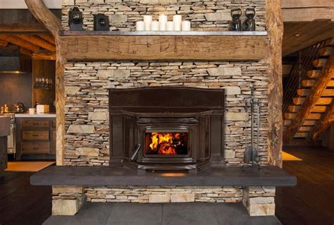 pacific energy wood burning fireplace inserts