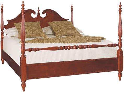 cherry grove low poster bed 2 piece bedroom set 791 38xr pkg cherry grove classic antique cherry queen low poster bed