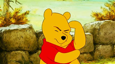imagenes de winnie pooh pensando winnie the pooh is actually a girl from canada new book