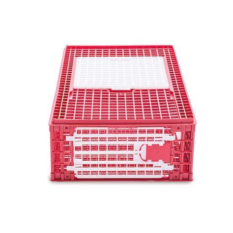 gabbie polli gabbia trasporto polli modello a attrezzature per