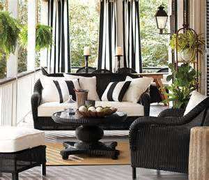 Black And White Patio Furniture by Pixelimpress April 2011
