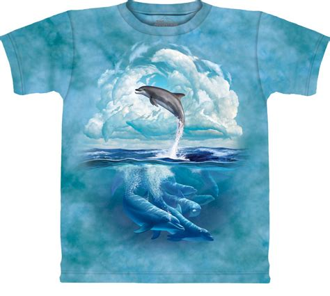 The Dolphin S S T Shirt dolphin shirts