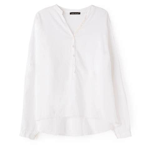 imagenes de camisas blancas para mujeres camisas mujer puntillas ropa online moda joven amity