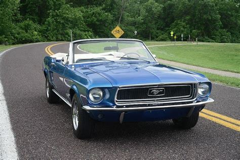 classic ford mustang convertible 1968 ford mustang convertible replacement shell