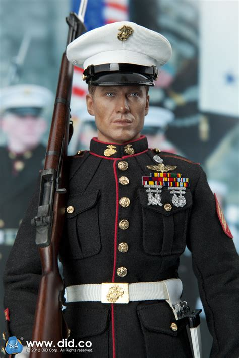 Dress Blues toyhaven preview did 1 6 united states marine corps