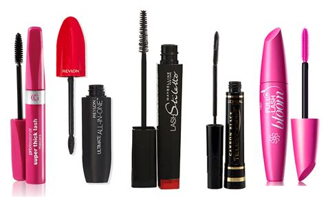 My Top 5 Mascaras by 5 Best Drugstore Mascaras With Me By Marianna Hewitt