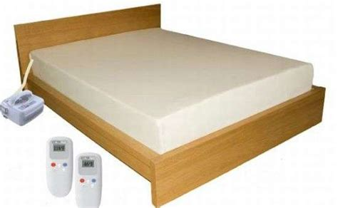 temperature controlled bed temperature controlled beds the chilibed lets you get