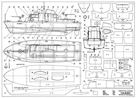 model boat plans free download kajman plans aerofred download free model airplane plans