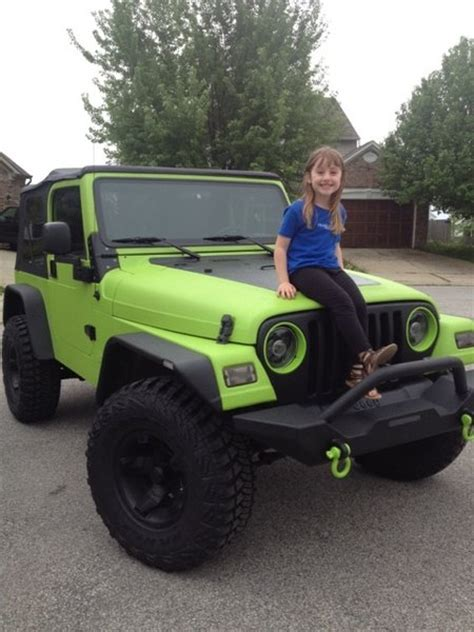 linex jeep green line x paint tacoma