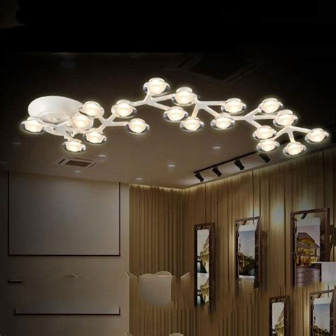 tree branch ceiling light fixture tree branch light fixture design decoration
