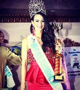 pageants in arkansas for kids everyday life global post miss global australia heidi andrews crowned miss global