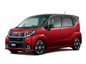 Daihatsu Move Daihatsu Move Custom 12 2014 Pr