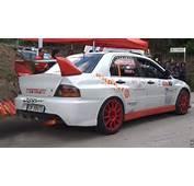 Rally Cars Crazy Sounds  Lancer EVO Impreza 206 WRC