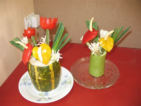salad decoration at home salad decoration ideas salad decoration images with