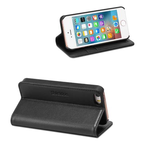 Wallet Leather Iphone 5 shieldon genuine leather iphone 5 wallet