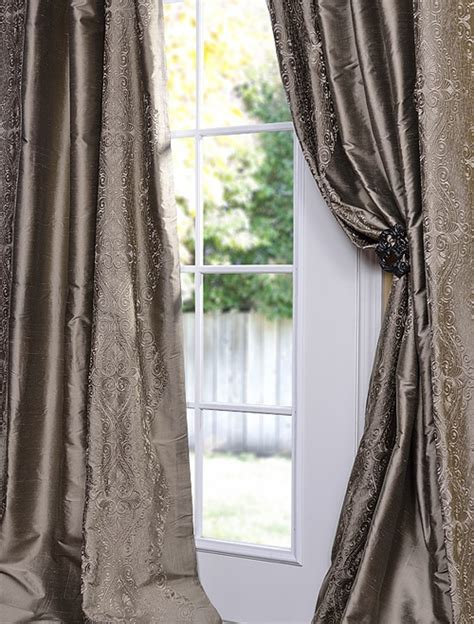 luxury silk curtains and drapes 25 best ideas about silk drapes on pinterest luxury