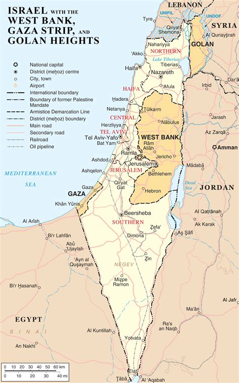 middle east map gaza from gaza to jerusalem is the two state solution