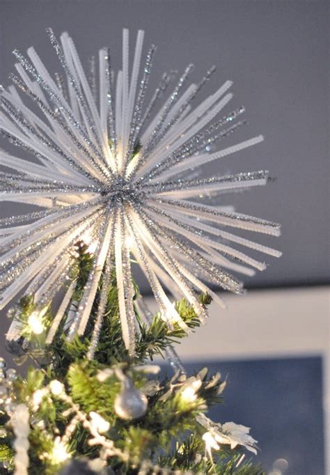 contempory xmas tree toppers to make 20 whimsy and creative tree toppers digsdigs