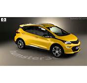 Opel Ampera E 2017 3D Model By Humster3Dcom  YouTube