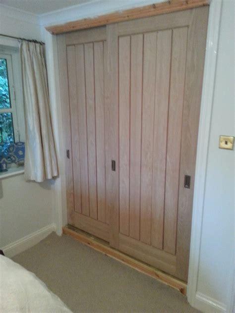 Replacing Fitted Wardrobe Doors by Acas Builders Ltd 100 Feedback Handyman Painter