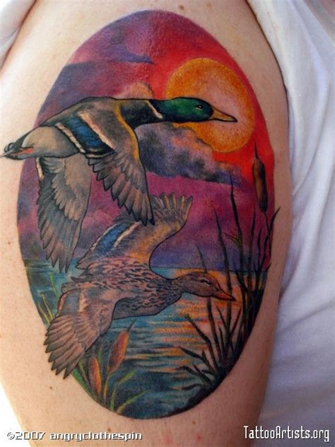 mallard duck tattoo 33 best images about ducks on
